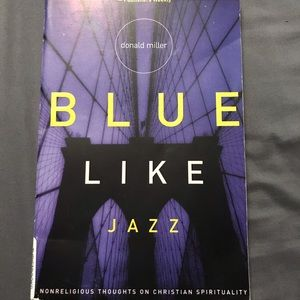 Blue Like Jazz book